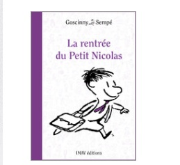 la rentree du petit nicolas ebook enfant