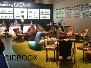 Samsung salon Livres Francfort 2014