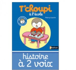 T choupi a  l ecole ebook enfants IDBOOX