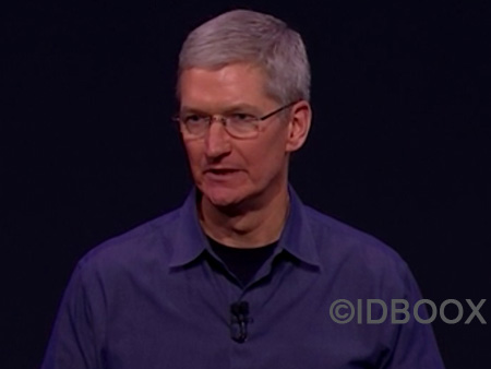 Tim Cook refuse backdoor au FBI