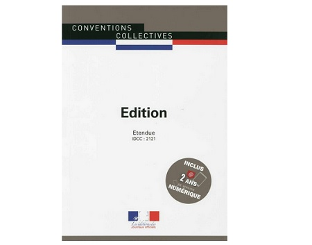 convention collective edition ebook IDBOOX