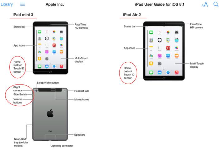 iPad-Air-2-et-iPad-Mini-3-guide-utilisateur