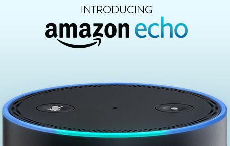 Amazon Echo assitant vocal