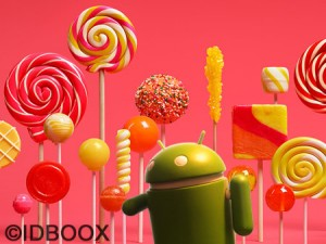 Android Lollipop retard a  cause bug