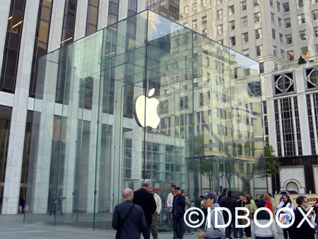 Apple atteint le trillion de dollars