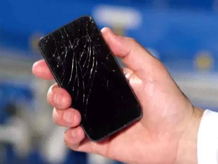 Gorilla Glass un écran résistant comme le saphir