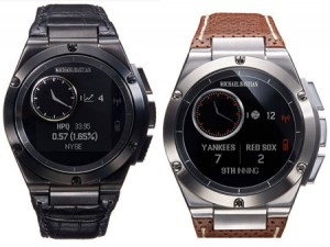 HP MB Chronowing smartwatch