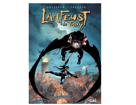 Lanfeust black friday soleil editions ebooks BD IDBOOX