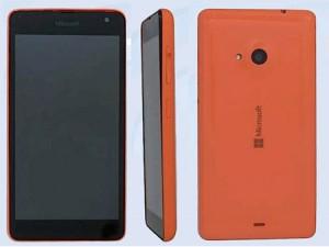 Microsoft Lumia smartphone 11 novembre