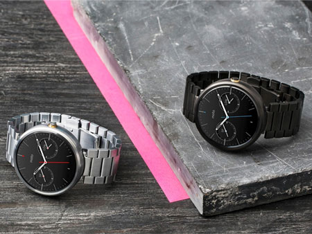 Android Wear nouvelle focntions