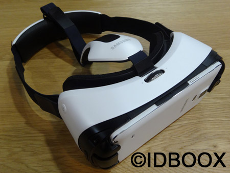 Samsung Gear VR compatible Galaxy S6