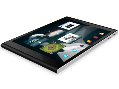 Tablette Jolla OS Sailfish