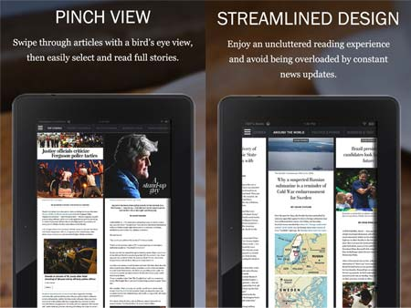 WashingtonPost-app-pour-Kindle-Fire
