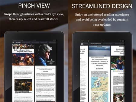WashingtonPost-app-pour-Kindle-Fire