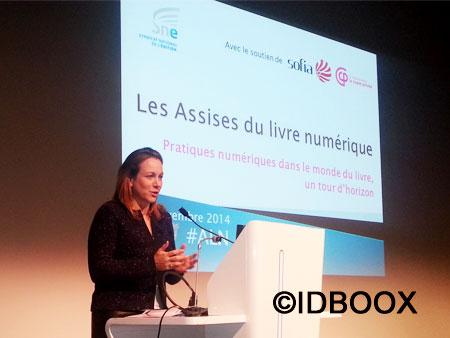 Axelle Lemaire : « le livre numérique reste avant tout un livre »