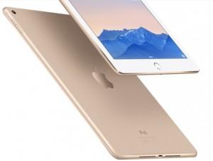 Ventes d'iPad forte baisse 2015
