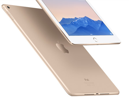 iPad Air 3 sans 3D Touch