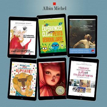 Albin michel livres numériques Noel
