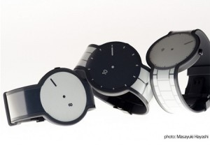 FES Watch Sony montre e-ink