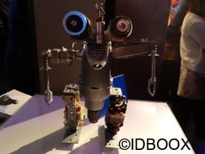 robot ecrivain generique