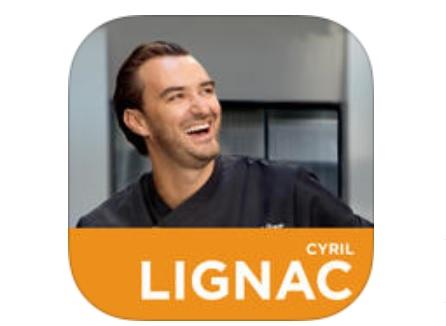 Recettes cuisine grand chef Alain Ducasse Appli iPad