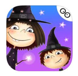 Appli iPad Des petits sorciers pas doués