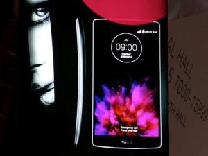 LG G Flex 2 CES 2015