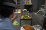 Microsoft HoloLens à 3000$