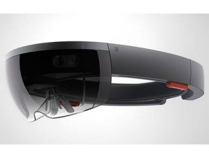 Microsoft HoloLens casque hologramme