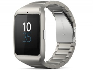Sony Smartwatch 3 métal