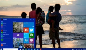 Windows 10 mise à jour Redstone