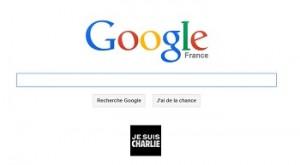 charlie hebdo google