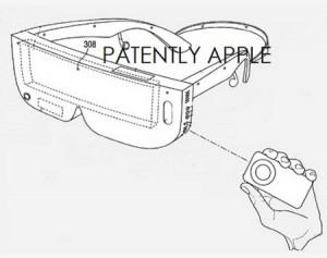 Apple lunettes de réalité virtuelle