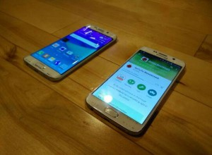 Samsung Galaxy S6 et S6 Edge photos