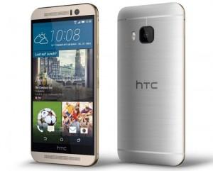 HTC One M9 photos et caractérisitques