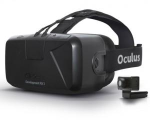 Facebook développe des apps pour oculus rift