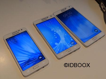 Samsung Galaxy A7 (2017) de plus en plus puissant