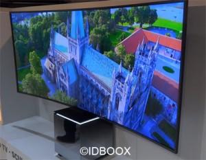 Samsung TV écoute utilisateur