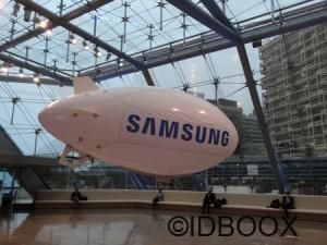 Samsung tablette chopin