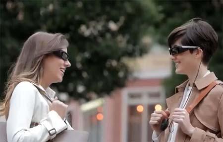 Sony SmartEyeglass précommandes en mars