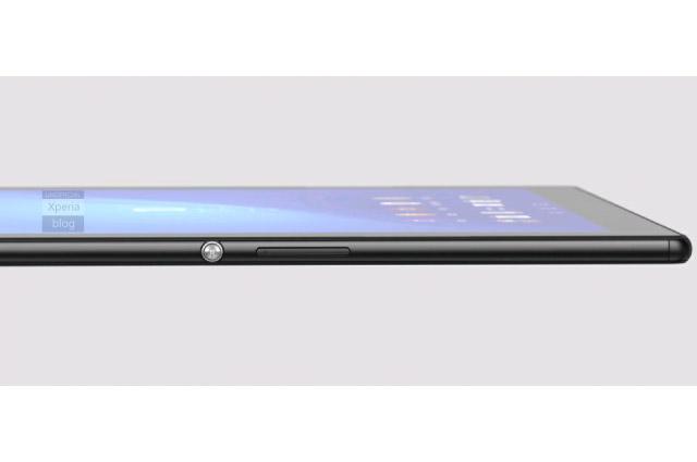 Sony Xperia Z4 Tablet repérée