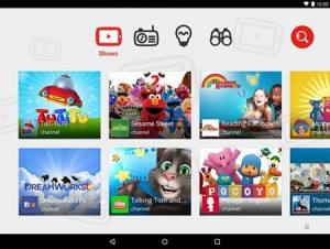 Youtube Kids des plaintes auprès de la FTC