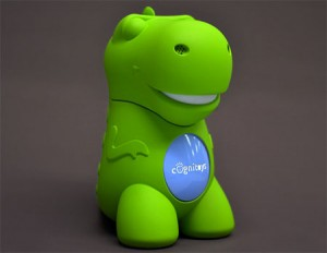 dinosaure connecté super ordinateur IBM