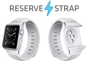 Apple Watch Reserve Strap autonomie