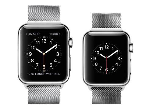 Apple Watch 2 et iPhone 6C avril 2016
