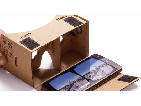 Google Android réalité virtuelle