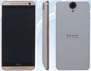 HTC One E9 repéré en Chine