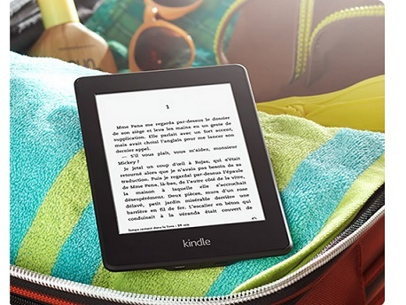 Kindle liseuse ebook promo