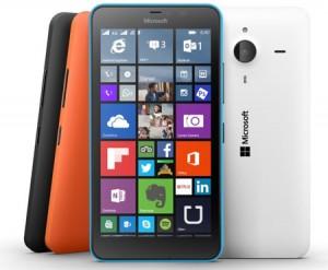 Microsoft 2 nouveaux smartphones Luima XL