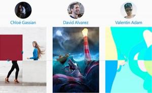 Microsoft concours écoles d'art Surface Pro 3